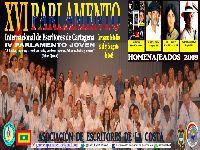 Inscrições abertas para o XVI Parlamento Internacional de Escritores da Colômbia. 28338.jpeg