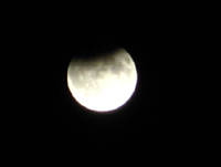 Amanha irá ocorrer o éclipse total da Lua visto em Portugal e no Brasil
