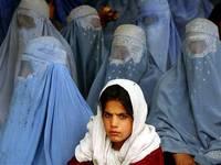 Mulheres afegãs: