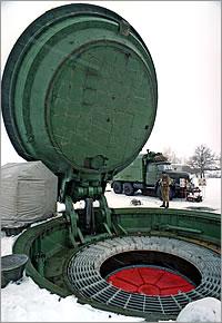 Míssil balístico intercontinental RS-18 lançado com êxito