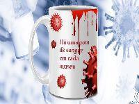 No Museu da Covid, há muitas gotas de sangue. 35347.jpeg