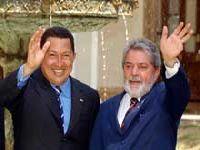 EUA tentaram persuadir governo Lula a se posicionar contra a Venezuela. 26349.jpeg