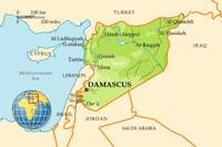 Síria instala base militar russa no seu território