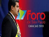 Venezuela prepara-se para receber 800 lideranças internacionais no Foro de São Paulo. 31350.jpeg