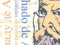 Novo livro de Machado de Assis em russo