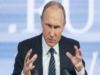 Putin: o ataque dos EUA contra a Síria prejudicou seriamente os laços entre os EUA e a Rússia. 26353.jpeg