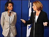 Visita de Condoleezza Rice malogrou completamente