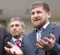 Ramzan Kadyrov confimado como presidente da Chechênia