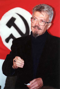 Partido Nacional-Bolchevique fica proibido na Rússia