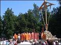 Inaugurada Cruz gigantesca em memória das vítimas das execuções de  Stalin