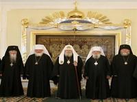 Visita do Metropolita Kirill a Portugal