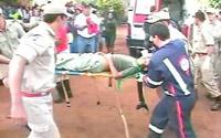 Sete PMs afastados após a morte de um menino na simulação