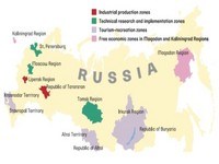 Zonas Económicas Especiais (ZEEs) estimulam investimento na Rússia