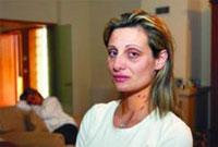 Carolina Salgado rompeu o silêncio