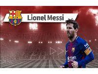 Messi retorna aos tribunais para o retorno da La Liga. 33369.jpeg