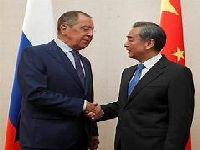 Rússia e China divulgam declaração contra ações unilaterais. 34372.jpeg