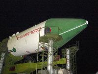 Soyuz-U rumo à EEI