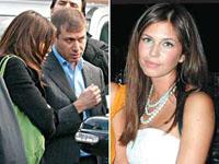 Abramovich troca Chelsea por nova noiva (foto)