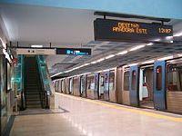Verdes acusam: percursos alternados na Linha Azul do Metro prejudicam os utentes. 26377.jpeg