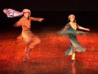 UL: Dança Palestiniana