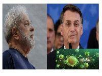 Lula: Bolsonaro irresponsável ao manipular dados do Covid-19 no Brasil. 33383.jpeg
