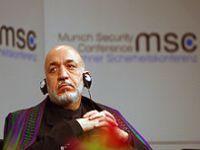 Karzai pune Obama com um