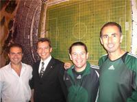 Sul-americana: Inter (br) x Estudiantes (ar) com árbitros uruguaios