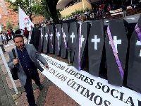 Líderes sociais na Colômbia, um verdadeiro calvário. 30389.jpeg