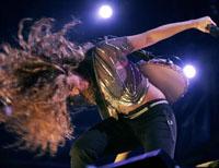 Shakira bate recorde de público com 210 mil