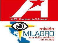 ALBA Petróleos defende reinicio de Missão Milagre em El Salvador. 31391.jpeg