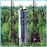 Rússia lançou míssil intercontinental balístico RS-24