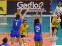 Vôlei: Mundial feminino júnior - Brasil perde com Itália 1 x 3 e vira vice em Lima. 15395.jpeg