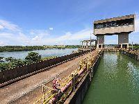 A importância da hidrovia Tietê-Paraná. 28395.jpeg