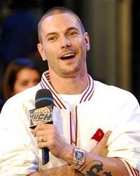 Kevin Federline fica careca para apoiar sua ex-mulher, Britney Spears(foto)
