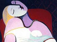 Um americano rasgou a obra-prima do Picasso