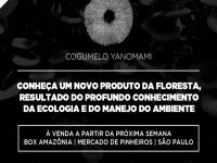 Lançamento de Cogumelos Yanomami traz novo produto da floresta para nossa mesa. 24396.jpeg