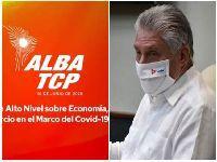 Presidente cubano diz que tentará uma estratégia comum anti-Covid-19. 33397.jpeg