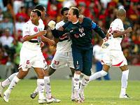 São Paulo é campeão do Brasil