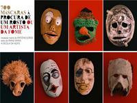 """""""700 máscaras à procura de um rosto ou Um artista da fome"""""""