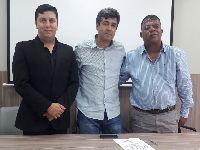 José Fernando Aparecido de Oliveira é reeleito presidente da Associação das Cidades Históricas de Minas Gerais. 30408.jpeg