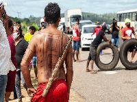 """""""Roubo das águas do Xingu"""": ribeirinhos, indígenas e agricultores protestam contra Belo Monte, no Pará. 34409.jpeg"""