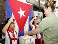 Composição da Assembleia Nacional de Cuba é uma das mais democráticas do continente. 28412.jpeg