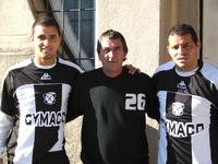 Histórico: Pai e filho Morales no gramado juntos pelo Wanderers uruguaio