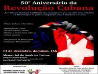 Jornalista Cubanos farão palestra em SP