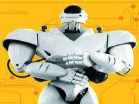 Robô 100% baiano será mascote em Salvador. 17421.jpeg