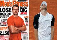 Roddick gostou dos seus novos braços (foto)