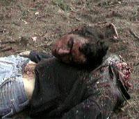 Rússia chocada com vídeo da execução