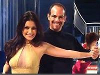 Natália Guimarães participa na terceira edição do Dança do Gelo