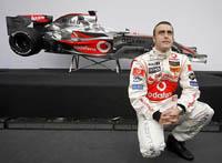 Fernando Alonso  terminou o contrato  com a McLaren