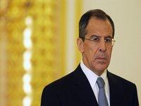 Lavrov discute Médio Oriente